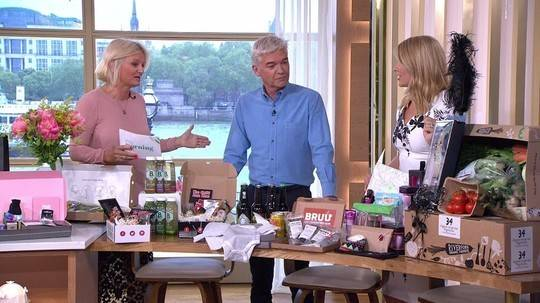 Subscription boxes… rip off, or right idea? on ITV