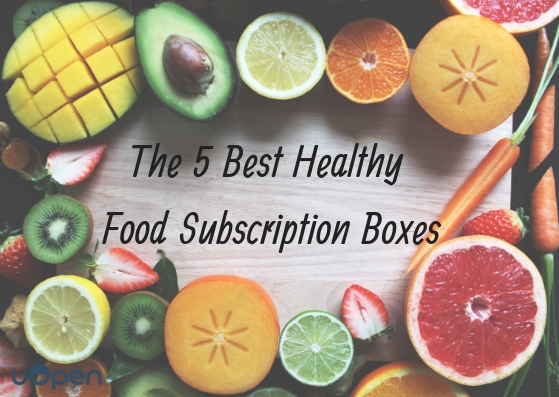 The 5 Best Healthy Food Subscription Boxes