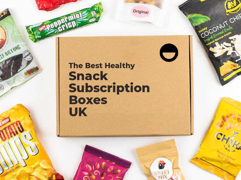 Best Healthy Snack Subscription Boxes UK