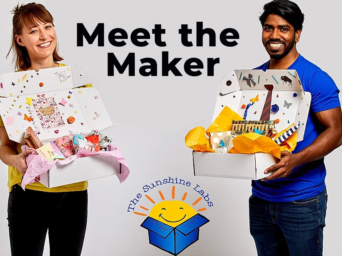 The Sunshine Labs - Mystery Boxes | Meet the Maker