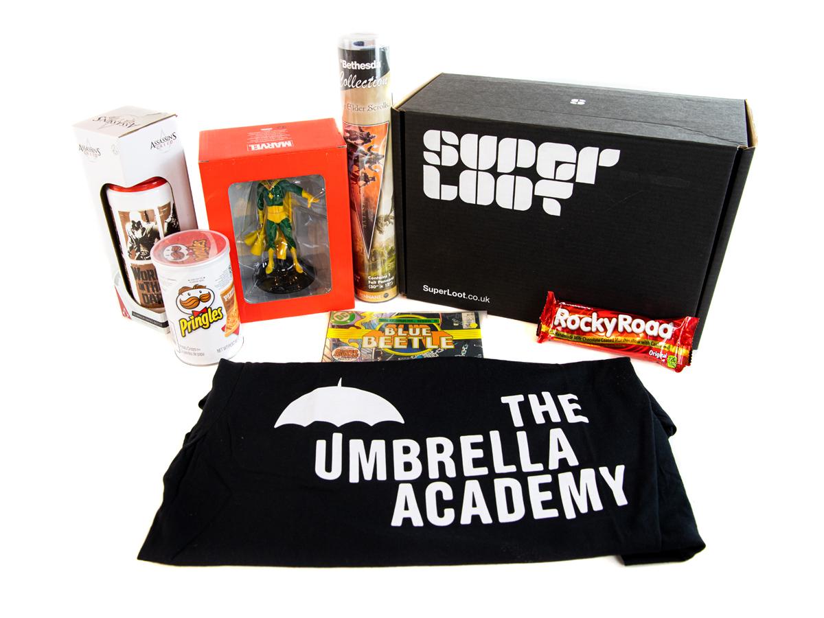 Super Loot Unboxing Video