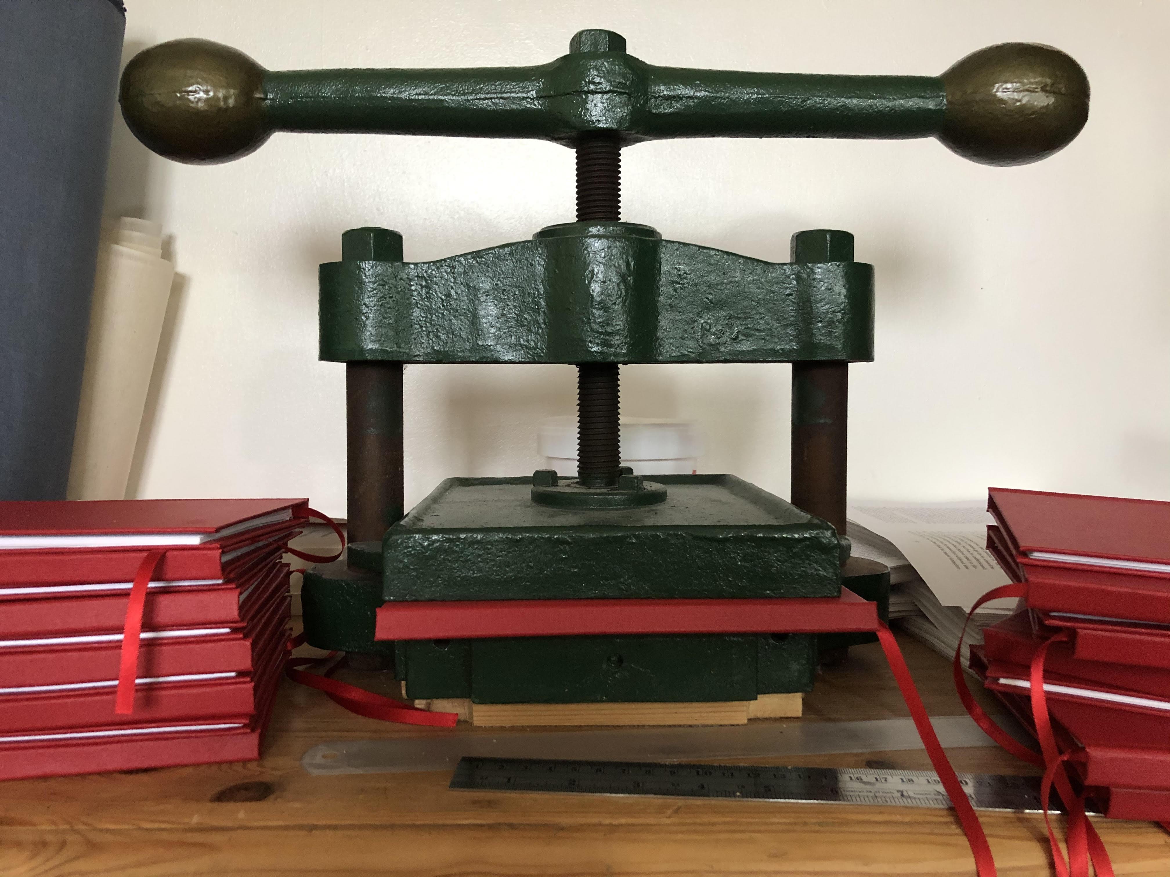 Renard Press | Meet The Maker