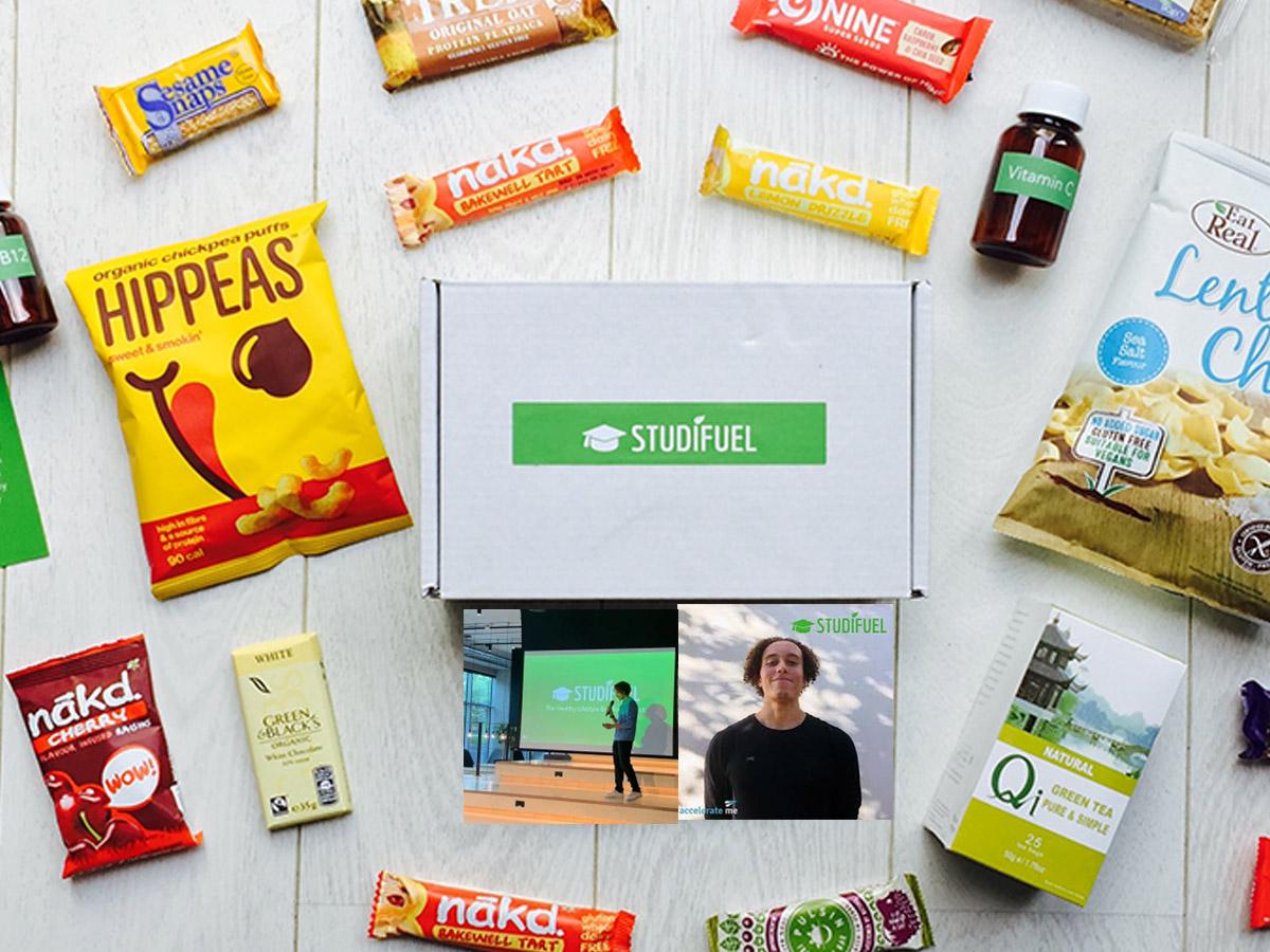 Studifuel - The Student Health Box | Meet the Maker