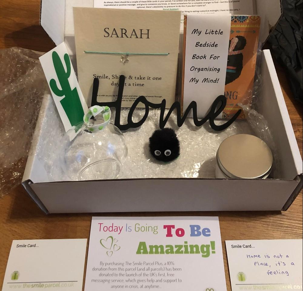 The Smile Parcel Plus Box | Staff Review