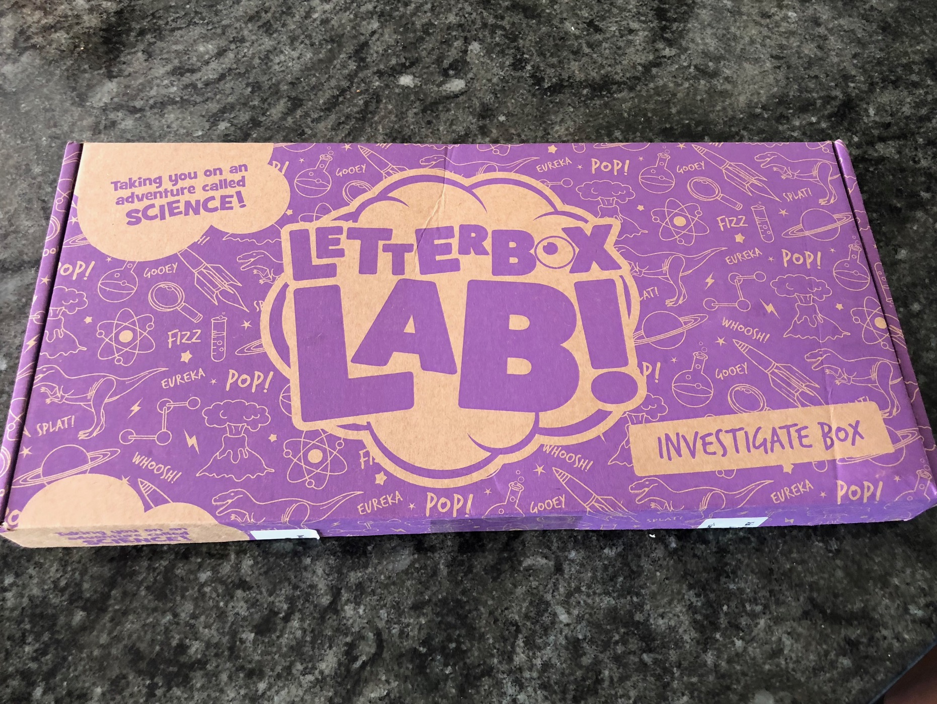 Letterbox Lab! The Investigate Box   Staff Review