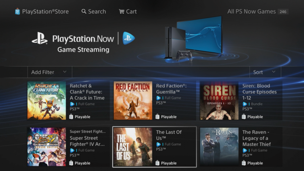 PlayStation Now UK – Gaming Subscription Set to Launch