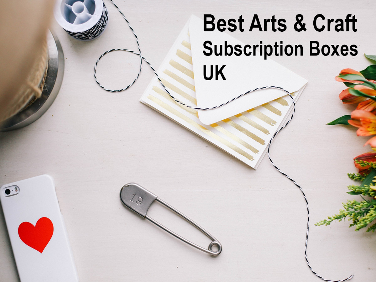 Best Arts and Craft Subscription Boxes UK