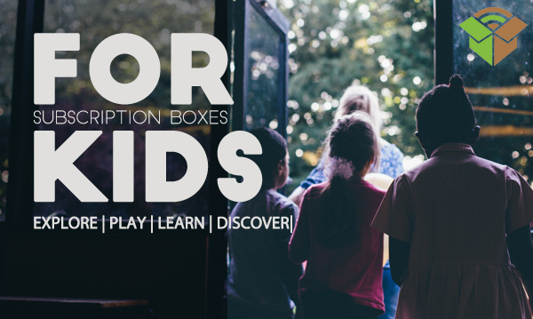 Best Subscription Boxes for Kids