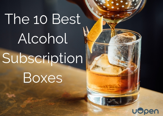 The 10 Best Alcohol Subscription Boxes