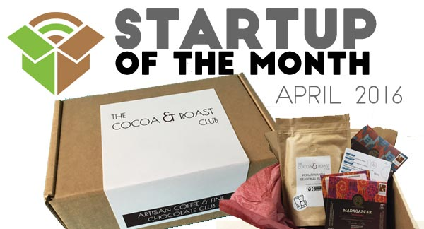 Startup of the Month : Cocoa & Roast Club