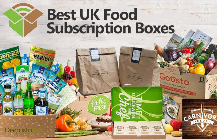 Best Food Subscription Boxes UK