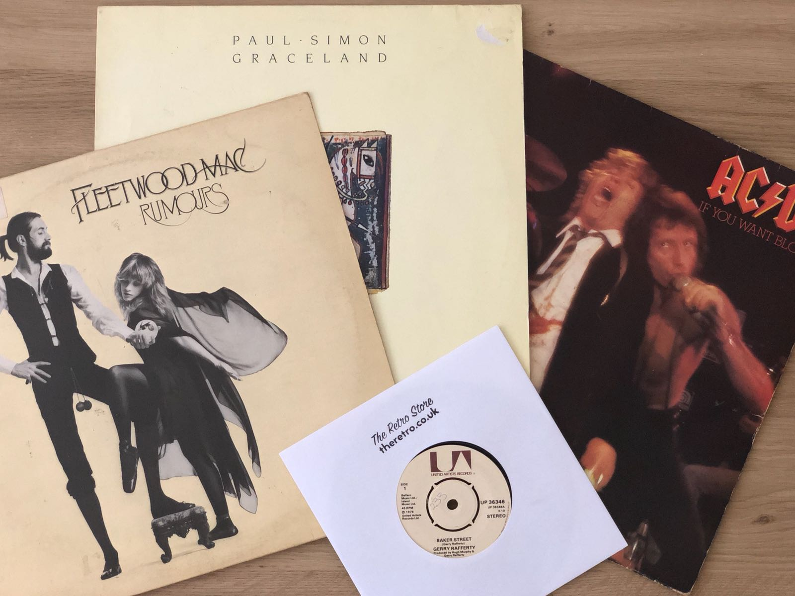 Staff Picks - The Retro Store Monthly Vinyl Club Review