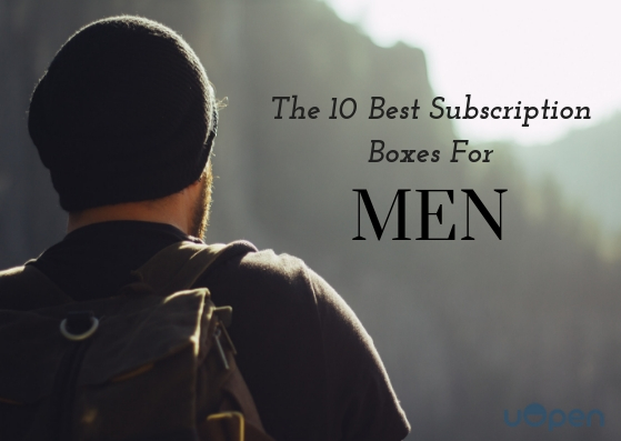 The 10 Best Subscription Boxes For Men