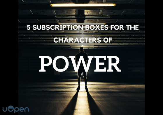 5 Subscription Boxes For The Characters of Power
