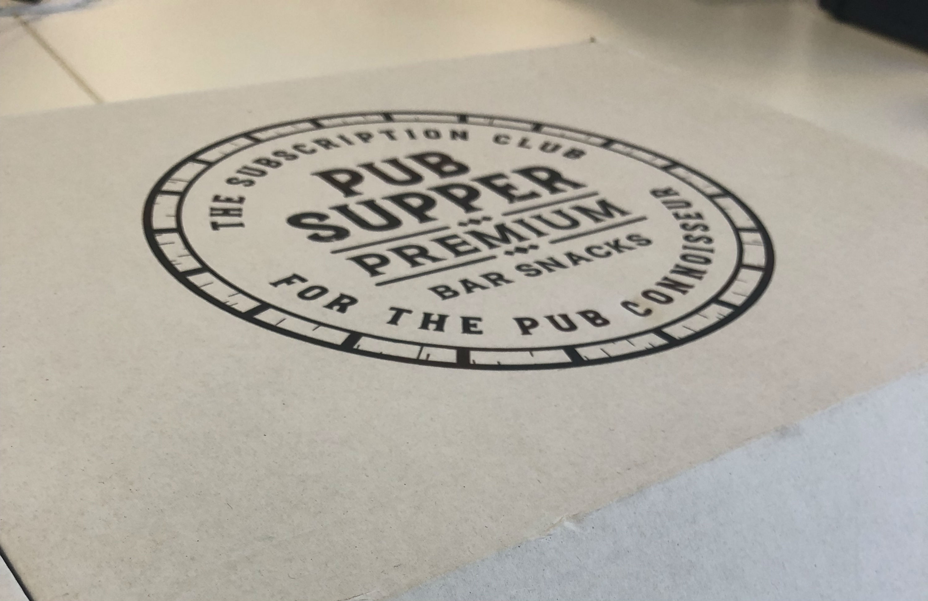 Pub Supper Box | Staff Review