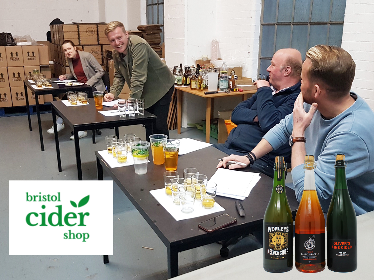 Cider Subscription Box from Bristol Cider Shop | Meet the Maker
