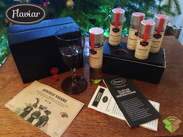 Flaviar Review – Whisky and Spirit Discovery